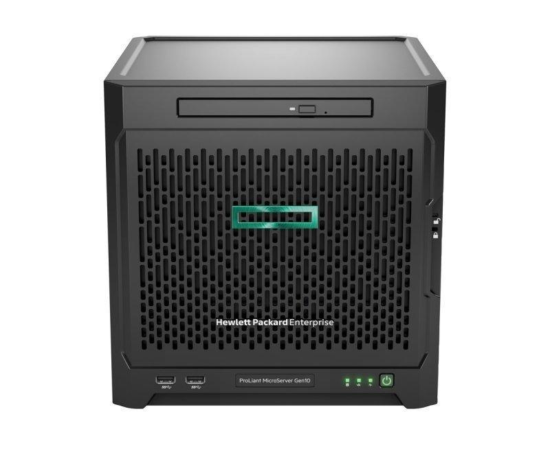 HPE ProLiant Opteron X3421 2.1 GHz 8GB RAM 240GB SSD MicroServer