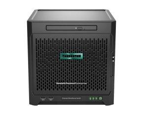 HPE ProLiant Opteron X3421 2.1 GHz 8GB RAM 1TB HDD 240GB SSD MicroServer