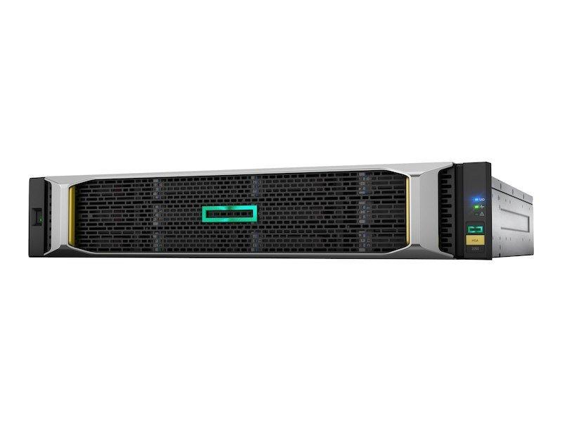 HPE MSA 1050 10GbE iSCSI Dual Controller LFF Storage