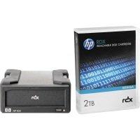 HPE RDX 2TB USB3.0 External Disk Backup System