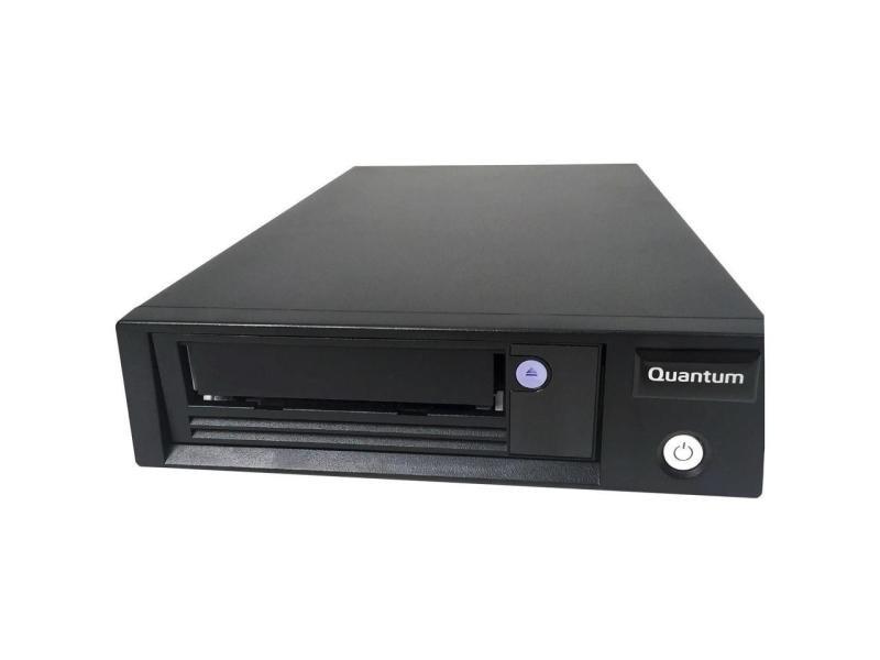"Quantum TC-L82AN-EY LTO-8 HH, Internal, 6 Gb/s SAS, 5.25"", Black"
