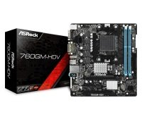 ASRock 760GM-HDV AM3+ DDR3 mATX Motherboard
