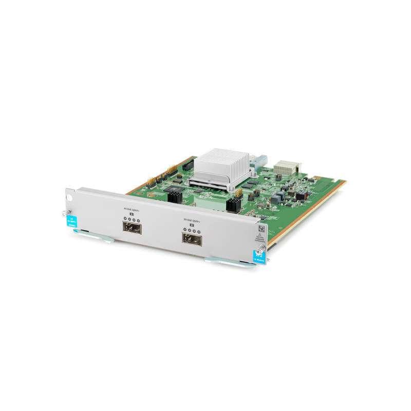 Image of Aruba 5400R 2-port 40GbE QSFP+ with MACsec v3 zl2 Module