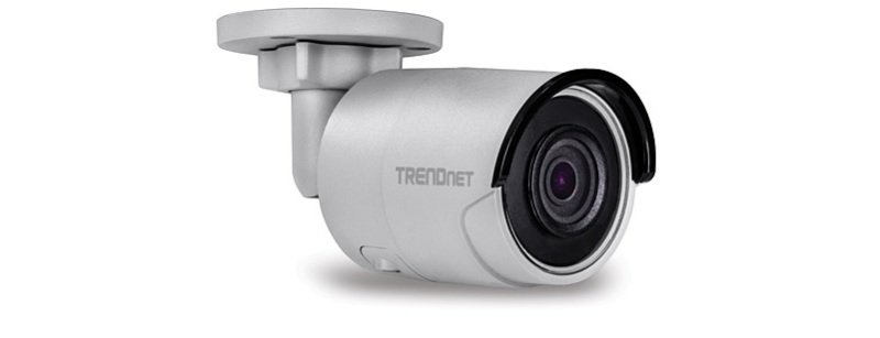 TRENDnet Indoor/Outdoor 5MP H.265 WDR PoE IR Bullet Network Camera