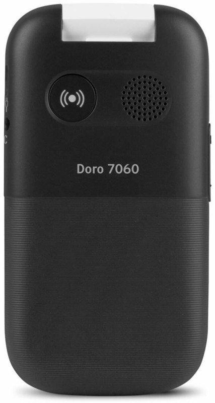 Doro 7060 Black 2 8