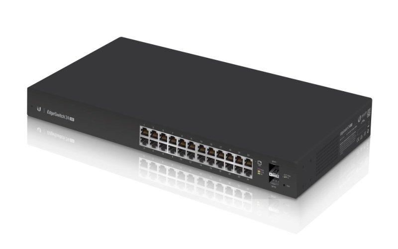 Ubiquiti ES-24-LITE EdgeSwitch 24-Port Layer 2 Managed Gigabit Switch