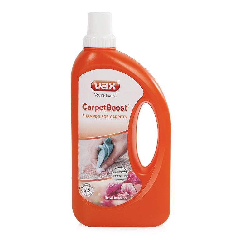 Vax 1913190901 750ml Carpet Shampoo