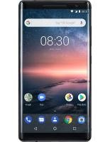 Nokia 8 Sirocco128GB - Black