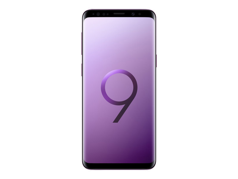 Image of Samsung S9 4G LTE 64GB Smartphone - Lilac Purple