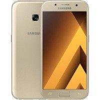 Samsung Galaxy A3 (2017) 4G LTE 16GB Smartphone - Gold