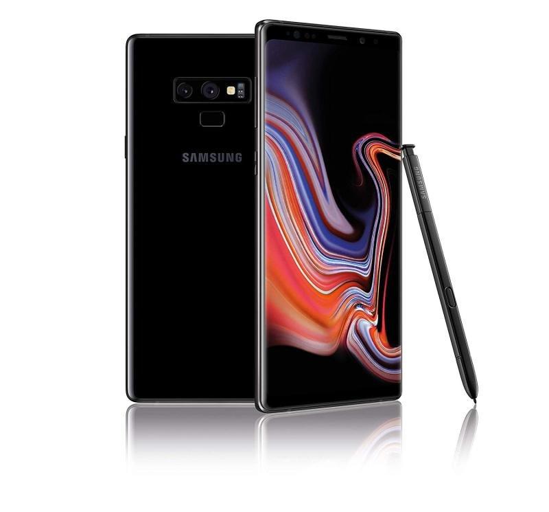 Samsung Galaxy Note 9 128GB Smartphone - Black