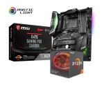 MSI X470 GAMING PRO CARBON Motherboard with Ryzen 7 2700X Processor Bundle
