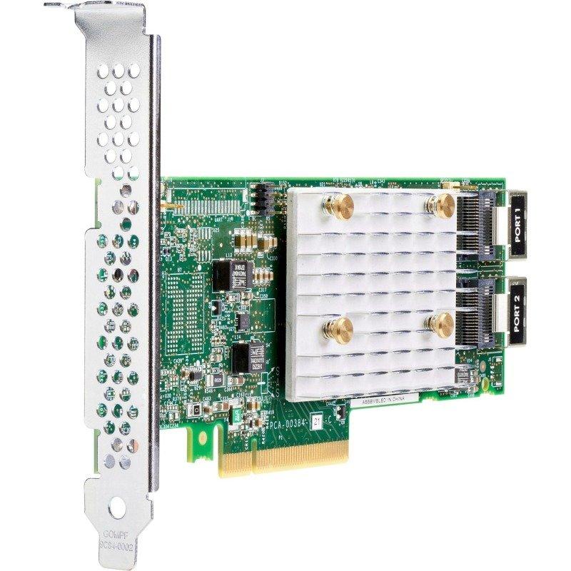 HPE Smart Array P408i-p SR Gen10 12G SAS PCIe Plug-in Controller