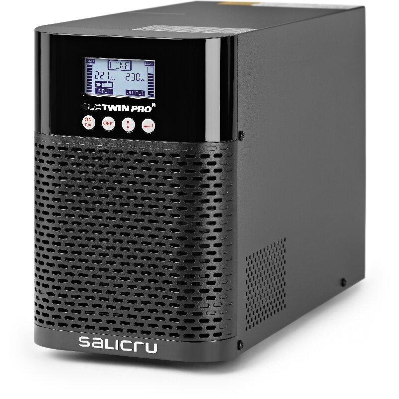 Salicru On-Line 700VA 630W SLC-700-TWIN PRO2 Tower UPS