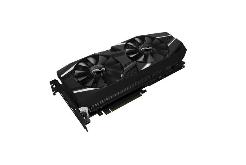 Asus GeForce RTX 2080 Ti DUAL OC 11GB Graphics Card