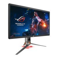 "ASUS 27"" ROG Swift 4K HDR Overclockable 144Hz G-Sync IPS Quantum-dot Gaming Monitor"