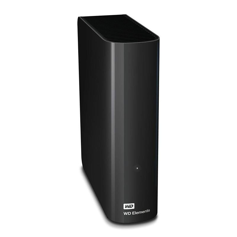 WD Elements Desktop 6TB 3.5inch External HDD Black