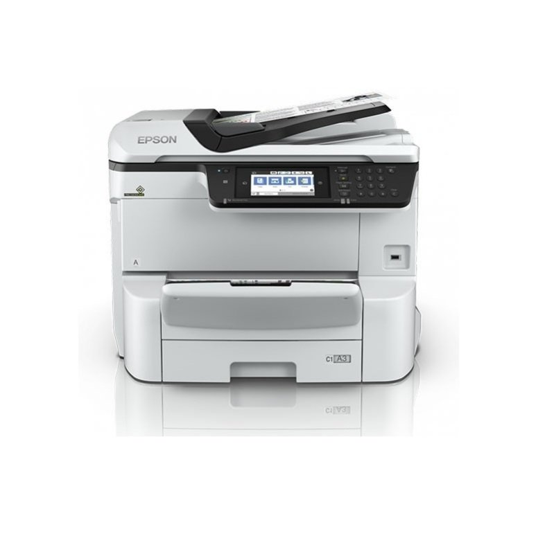 Epson WorkForce Pro WF-C8610DWF A3 Inkjet Multifunction Printer