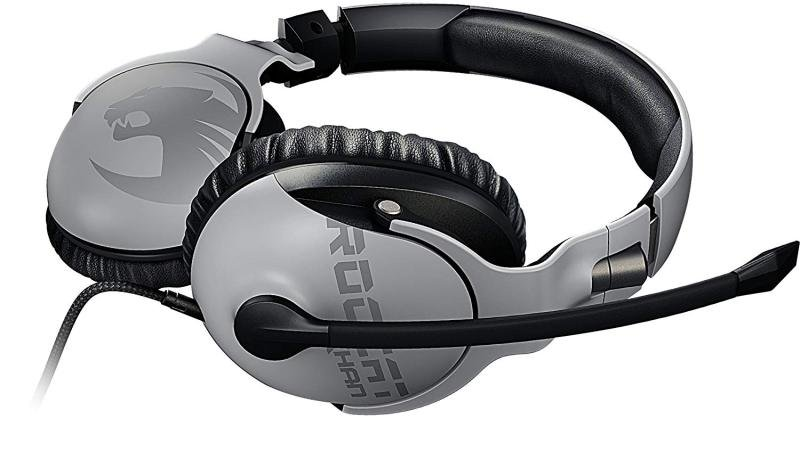 7d2ff343307 Roccat Khan PRO White Gaming Headset at Ebuyer