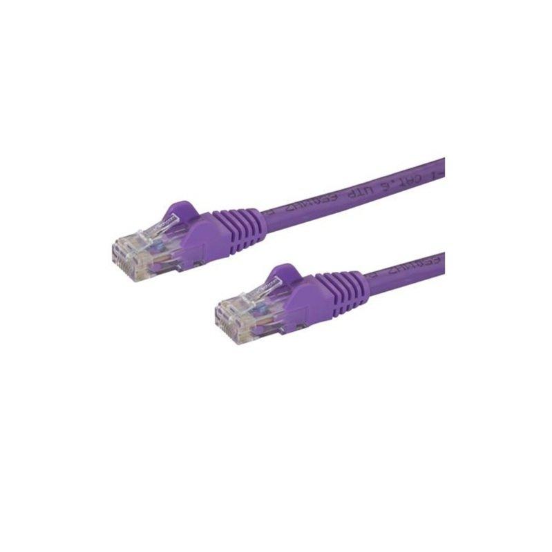 StarTech.com Cat 6 Purple Patch Cable 3M