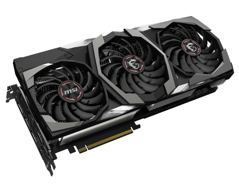 MSI GeForce RTX 2080 Ti GAMING X TRIO 11GB Graphics Card