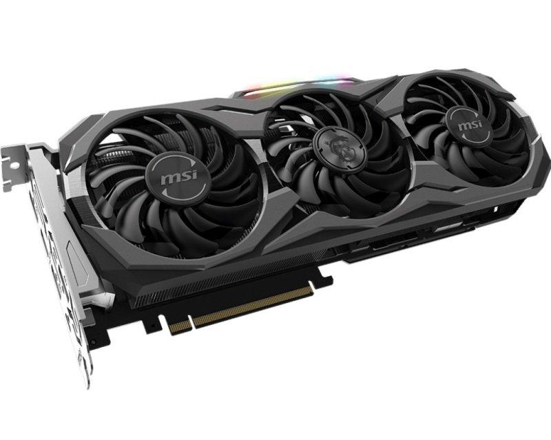 MSI GeForce RTX 2080 DUKE 8GB OC Graphics Card