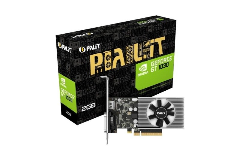 Palit GeForce GT 1030 2GB DDR4 Graphics Card
