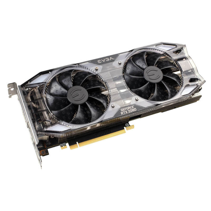 EVGA GeForce RTX 2080 XC 8GB Graphics Card