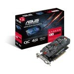 Asus RX 560 RX560-O4G 4GB GDDR5 Graphics Card