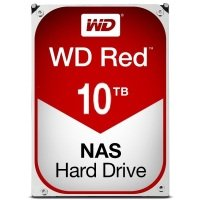 "WD Red 10TB NAS Internal HDD - 3.5"" - WD100EFAX"