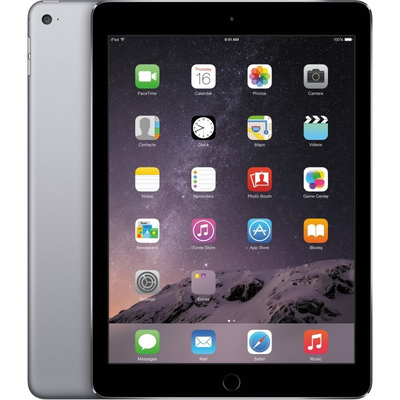 Apple iPad (6th Gen) 9.7 128GB WIFI, A10 Fusion chip 64bit, M10 Coprocessor, 128GB SSD, 9.7 IPS Retina 2048x1536, WIFI, 8mp + 1.2mp Camera, Space Grey cheapest retail price