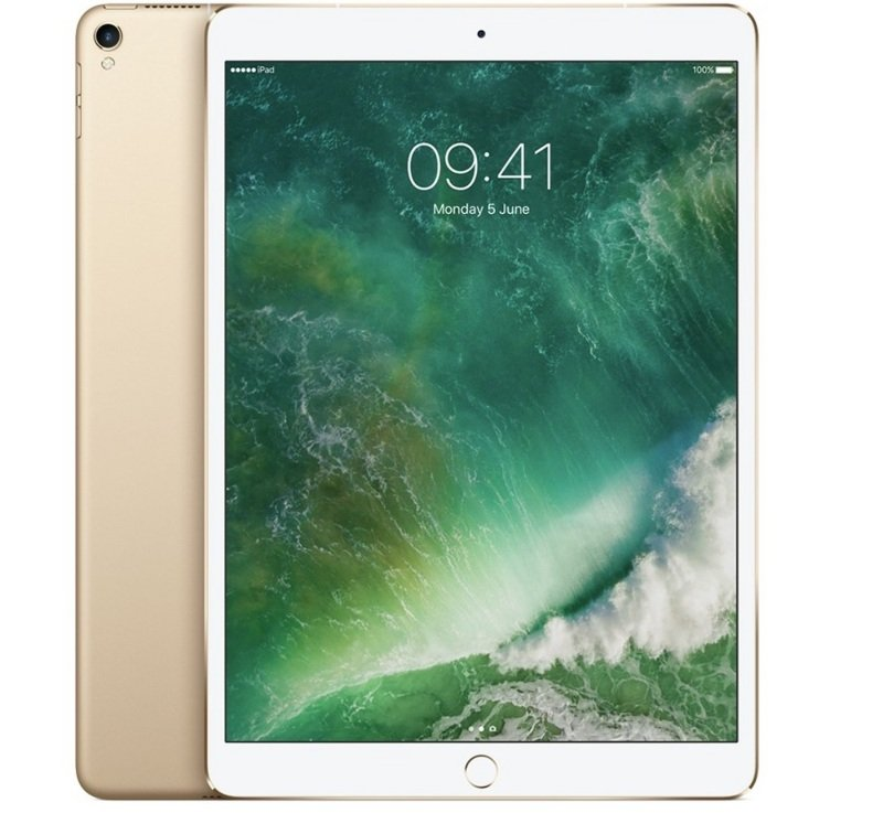 Apple iPad (6th Gen) 9.7 128GB WIFI, A10 Fusion chip 64bit, M10 Coprocessor, 128GB SSD, 9.7 IPS Retina 2048x1536, WIFI, 8mp + 1.2mp Camera, Gold cheapest retail price