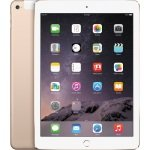 £499.97, Apple iPad (6th Gen) 9.7 128GB Cellular - Gold, A10 Fusion 64bit + M10, 128GB SSD Storage, 9.7 IPS Retina 2048x1536, 8mp + 1.2mp Camera, Up to 10 Hours Battery,