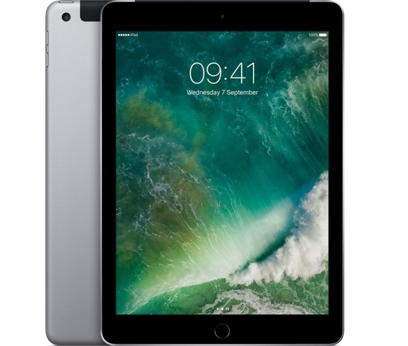 Apple iPad (6th Gen) 9.7 32GB Cellular - Space Grey