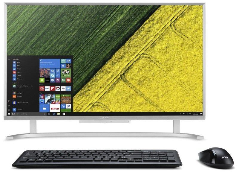 Acer Aspire C22-865 Intel Core i3 4GB RAM 1TB HDD Win 10 Home Desktop PC