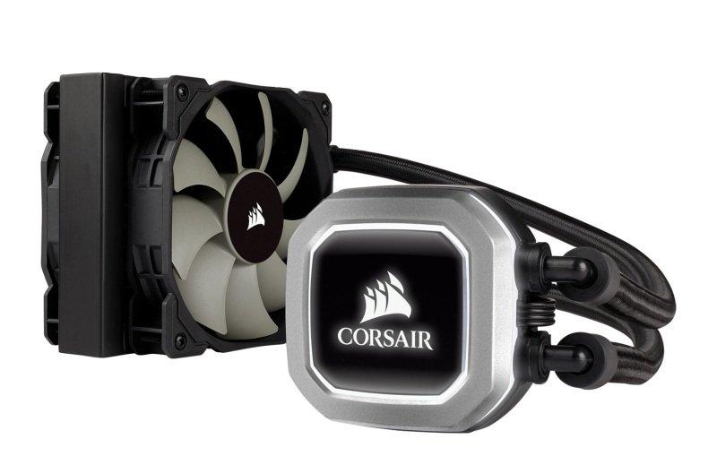 Corsair Hydro Series H75 Liquid 120mm CPU Cooler