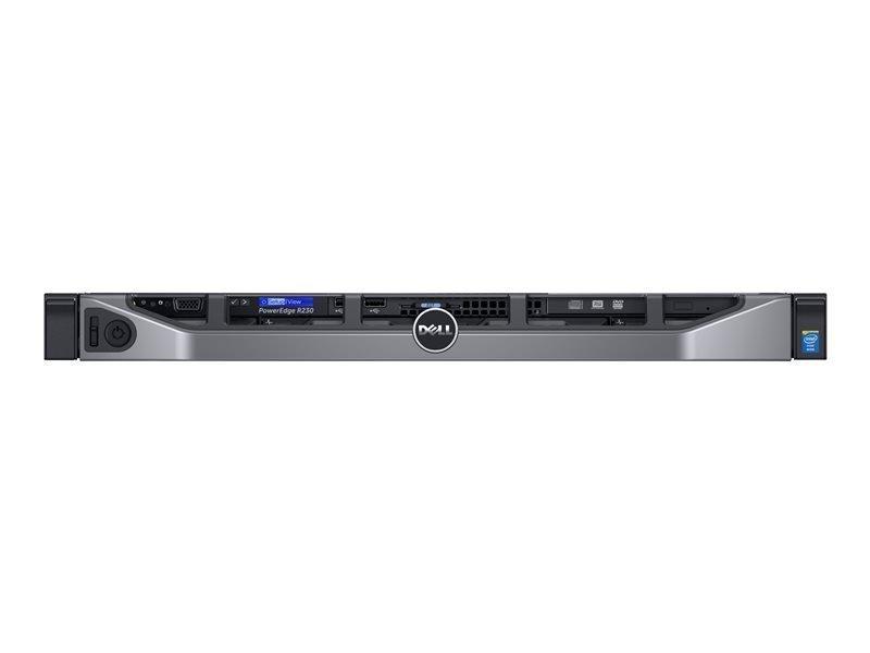 PowerEdge R230 Xeon E3-1220 v6 8GB & Windows Server 2016 Standard