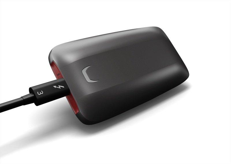 Samsung 1TB Portable SSD Thunderbolt 3