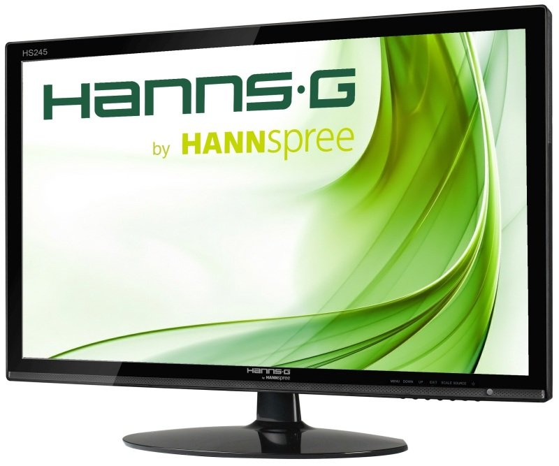 "Image of Hanns G HE247HPB 23.8"" Full HD Monitor"