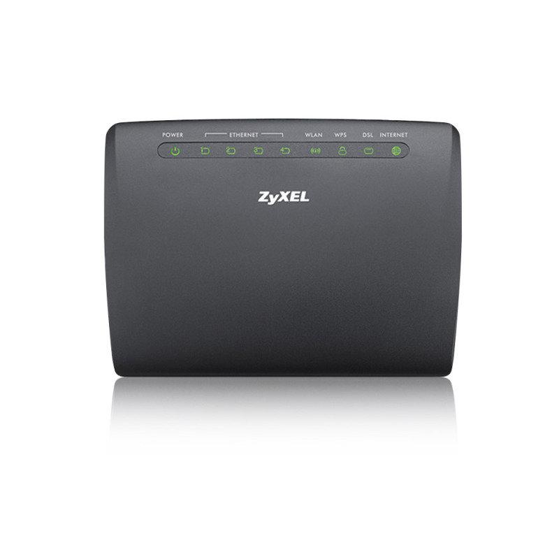 Zyxel AMG1302-T11C Wireless Router - DSL Modem - 802.11b/g/n - Desktop