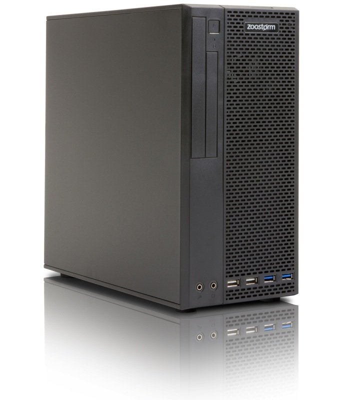 Zoostorm Delta Elite i5 8th Gen Desktop PC