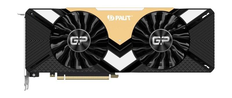 PALIT GeForce RTX 2080 Ti GamingPro 11GB Graphics Card