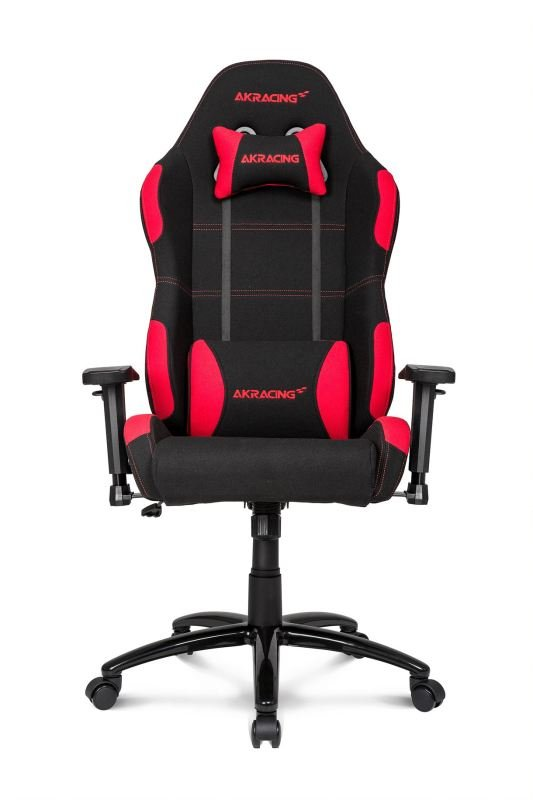 AKRacing Core Series EX Gaming Chair - Black/Red