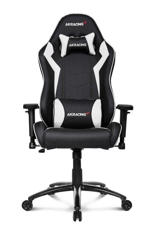 AKRacing Core Series SX Gaming Chair - White