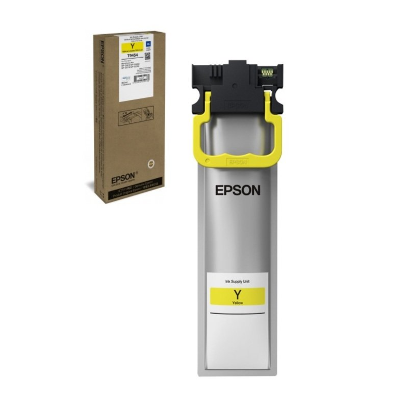 Epson T9454 XL Yellow Ink Cartridge