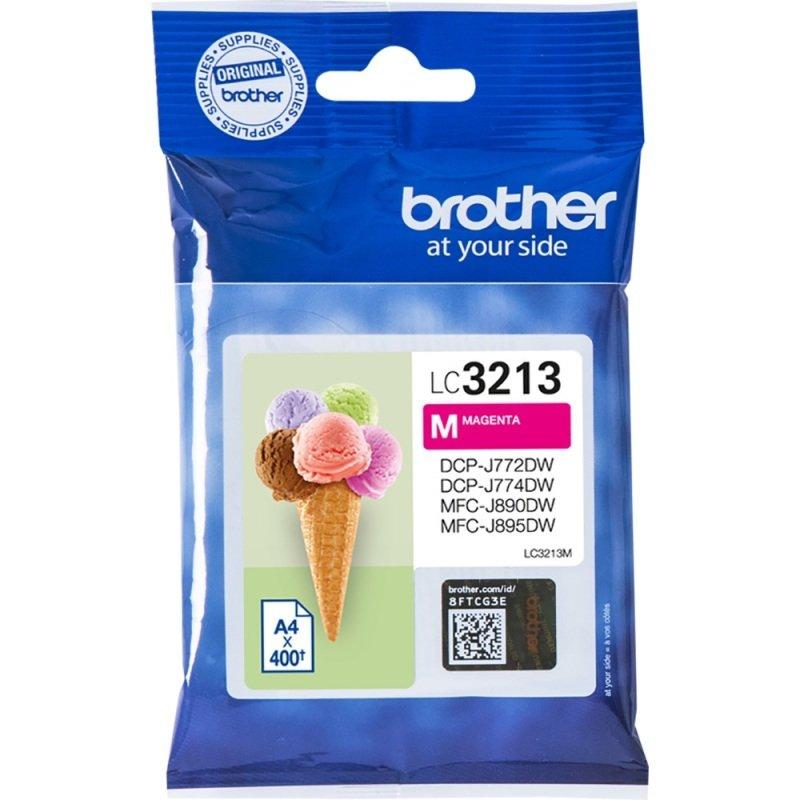 Brother LC3213M Magenta Ink Cartridge