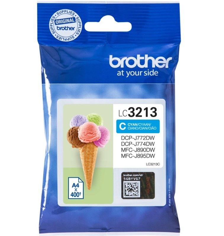 Brother LC3213C Cyan Ink Cartridge