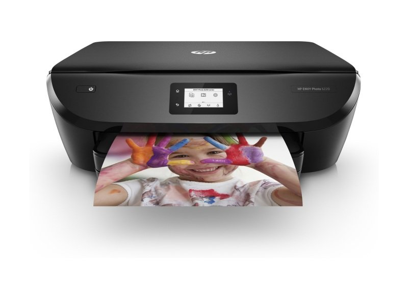 HP Envy Photo 6220 All-in-One Wireless Inkjet Printer