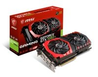 MSI GeForce GTX 1080 Ti GAMING 11GB GDDR5 Graphics Card