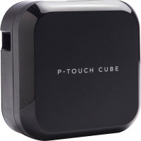 Brother PT-CUBE Plus 24mm Wireless Office Label Printer